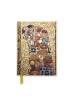 , Klimt`s Fulfillment, Stoclet Frieze Foiled Pocket Journal