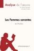 Normand, Fanny, Analyse : Les Femmes savantes de Moli?re  (analyse compl?te de l`oeuvre et r?sum?)