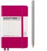 <b>Leuchtturm pocket notitieboek 90x150 berry dots</b>,