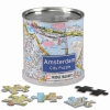 <b>Fridge Magnets</b>,Amsterdam City Puzzle part 100 pieces