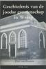 D. van Zomeren, Geschiedenis joodse gemeenschap Weesp