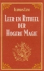 Eliphaes Levi, Leer en ritueel der hogere magie