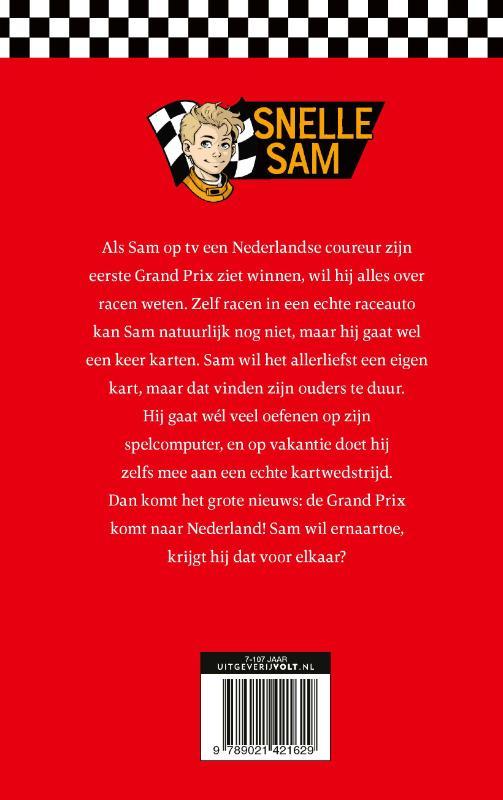 Olav Mol,Snelle Sam