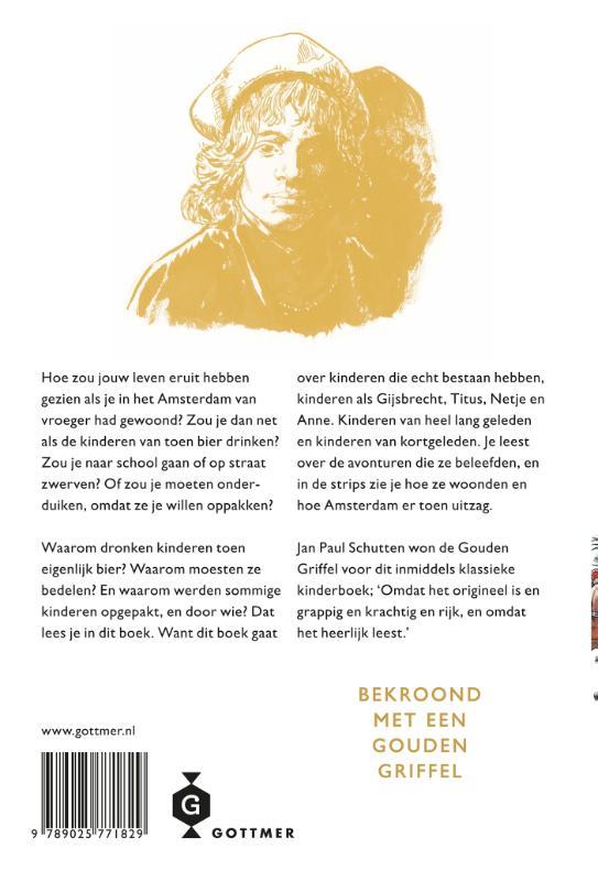 Jan Paul Schutten,Kinderen van Amsterdam