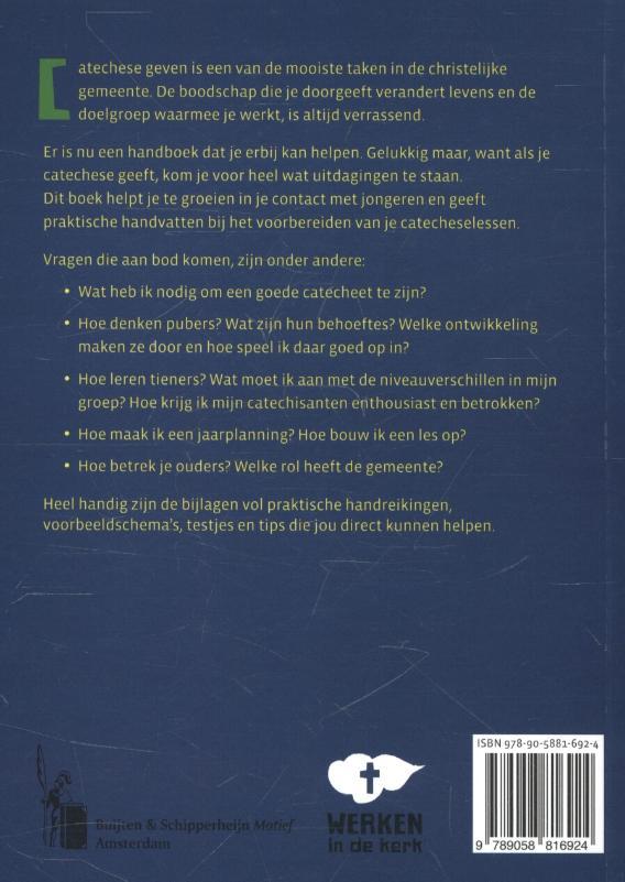 Ingrid Plantinga, Harmke Vlieg,Handboek voor catecheten
