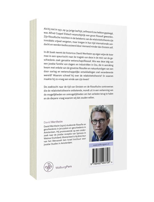 David Wertheim,Verloren in de tijd van Einstein