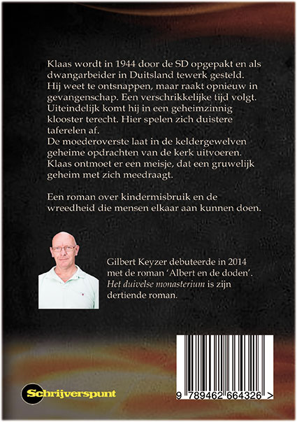 Gilbert Keyzer,Het duivelse monasterium