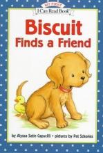 Capucilli, Alyssa Satin Biscuit Finds a Friend