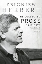 Herbert, Zbigniew The Collected Prose