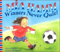 Hamm, Mia Winners Never Quit!