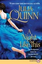 Quinn, Julia Night Like This, a LP