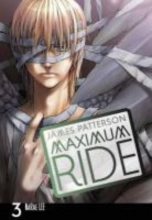 Patterson, James Maximum Ride: Manga