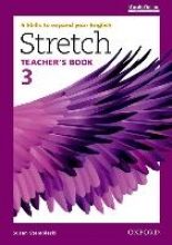 Stretch: Level 3: Teacher`s Book with iTools Online