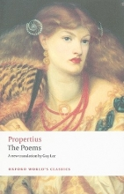 Sextus Propertius The Poems