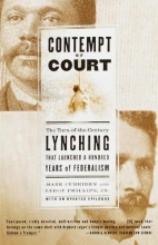 Curriden, Mark Contempt of Court