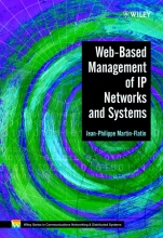 Martin-Flatin, Jean-Philippe Web-Based Management of IP Networks and Systems