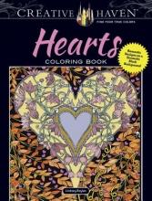 Lindsey Boylan Creative Haven Hearts Coloring Book