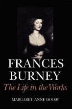 Doody, Margaret Anne Frances Burney