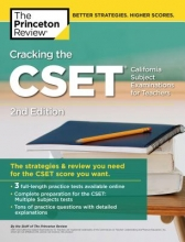 The Princeton Review Cracking the CSET