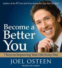 Osteen, Joel Become a Better You