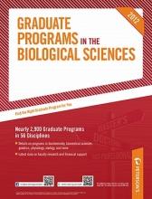 Graduate Programs in the Biological Sciences