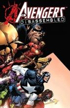David Finch Avengers Disassembled