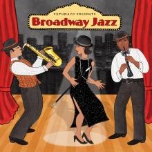 , Putumayo presents - Broadway jazz(cd)