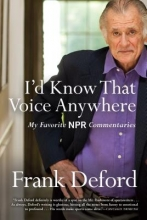 Deford, Frank I`d Know That Voice Anywhere