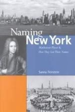 Sanna Feirstein Naming New York