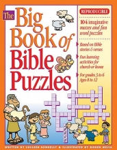 Kennelly, Colleen Big Book of Bible Puzzles