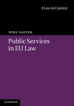 Sauter, Wolf Public Services in EU Law