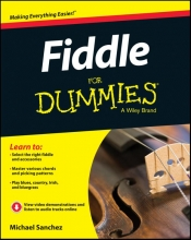 Sanchez, Michael John Fiddle For Dummies