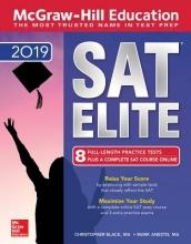Black, Christopher,   Anestis, Mark McGraw-Hill Education SAT Elite 2019