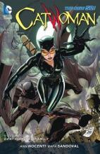 Nocenti, Ann Catwoman 3