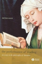 Kivy, Peter The Performance of Reading