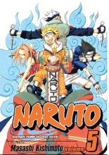 Masashi, Kishimoto Naruto, V05