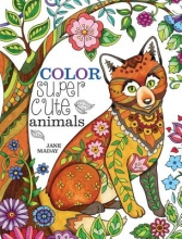 Maday, Jane Color Super Cute Animals