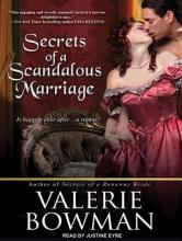 Bowman, Valerie Secrets of a Scandalous Marriage