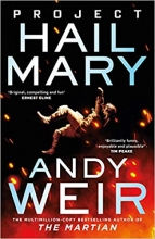 Andy Weir, Project Hail Mary