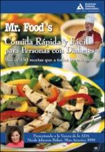 Art Ginsburg Mr. Food`s Comida Rapida y Facil para Personas con Diabetes