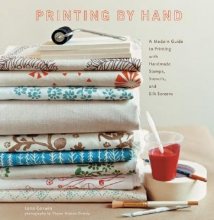 Lena Corwin Printing by Hand