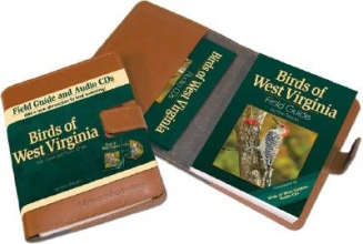 Tekiela, Stan Birds of West Virginia Field Guide and Audio CD Leather Set [With Audio CD]