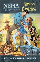 Jerwa, Brandon Xena/Army of Darkness Volume 2