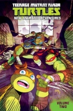 Byerly, Kenny,   Bunn, Cullen,   Smith, Brian Teenage Mutant Ninja Turtles New Animated Adventures 2