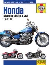 Haynes Publishing Honda Shadow VT600 & 750 USA Automotive Repair Man