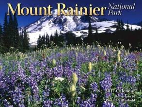 Cal 2017 Mount Rainier National Park
