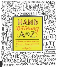 Sy, Abbey Hand Lettering A to Z