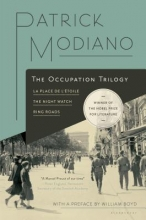 Modiano, Patrick The Occupation Trilogy