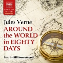 Verne, Jules Around the World in Eighty Days