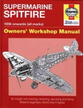 Dr. Alfred Price,   Paul, MBE Blackah Spitfire Manual